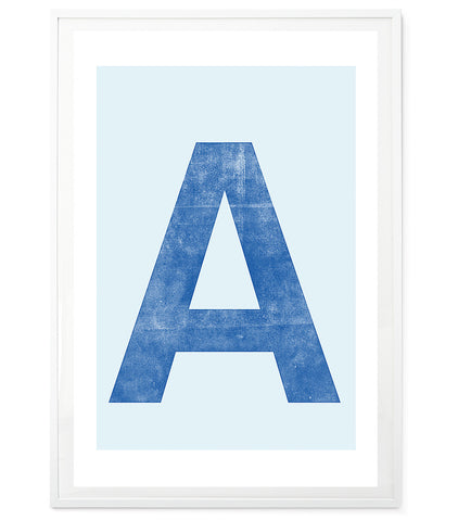 A for _
