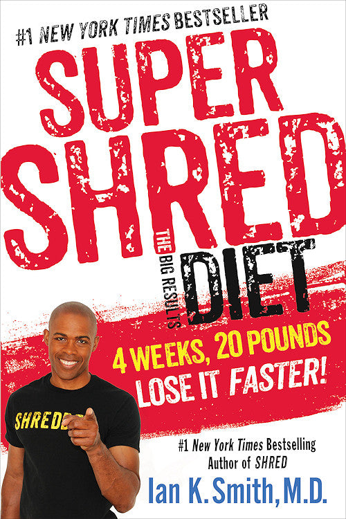 SuperSHRED: The Big Results Diet