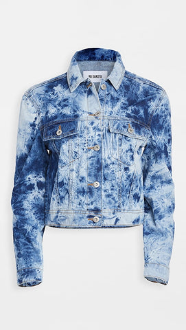 Apparel- BB Dakota It's A Must Cropped Denim Jacket