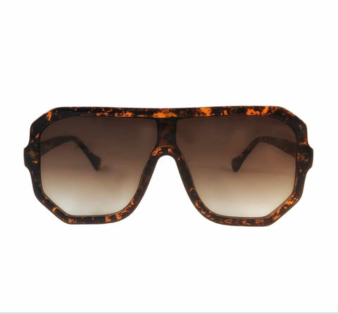 Sunglasses- Transparent Roman