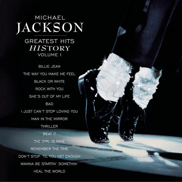 Michael Jackson - Greatest Hits - HIStory Vol. 1