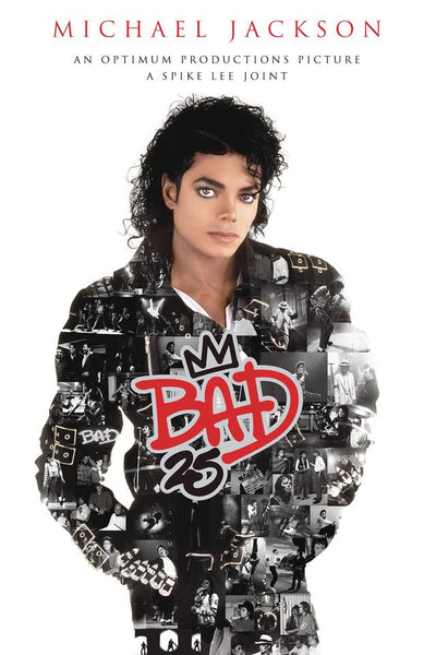 Michael Jackson – Spike Lee BAD 25 Blu-Ray