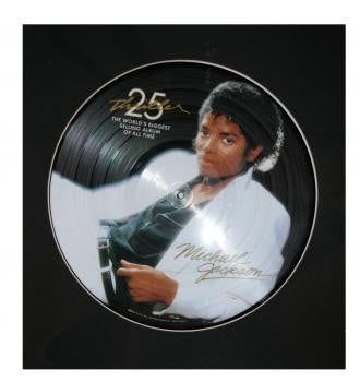 Michael Jackson - Thriller 25th Anniversary Picture Disc LP