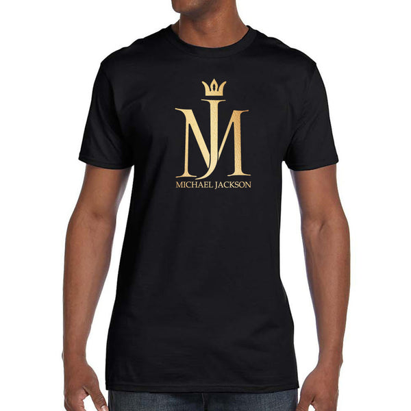 Mens Foil Crown Tee