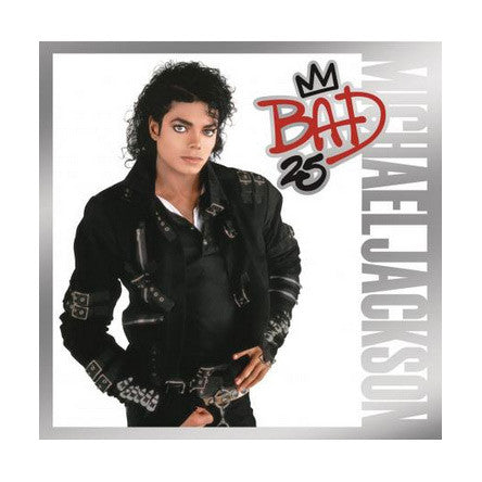 Michael Jackson - Bad 25th Anniversary CD
