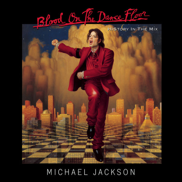 Michael Jackson - Blood On The Dance Floor: HIStory in the Mix CD