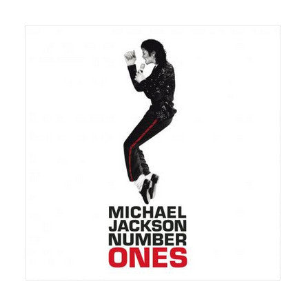 Michael Jackson - Number Ones CD