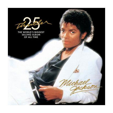 Michael Jackson - Thriller 25th Anniversary LP