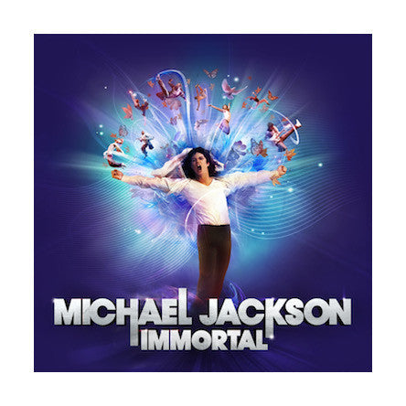 Michael Jackson - Immortal Deluxe CD