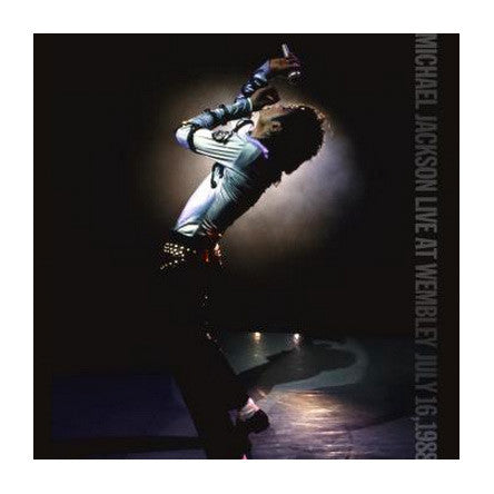 Michael Jackson -Bad 25 - Live At Wembley July 16, 1988