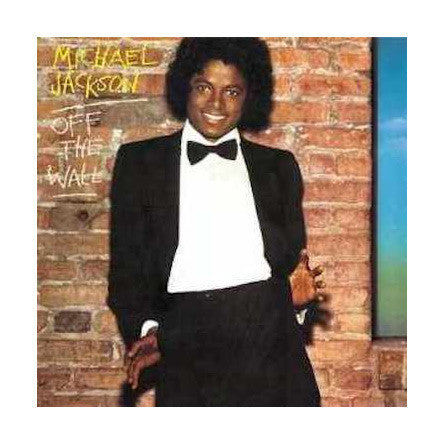 Michael Jackson - Off The Wall CD