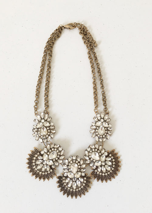 Andi Necklace - Gray Monroe