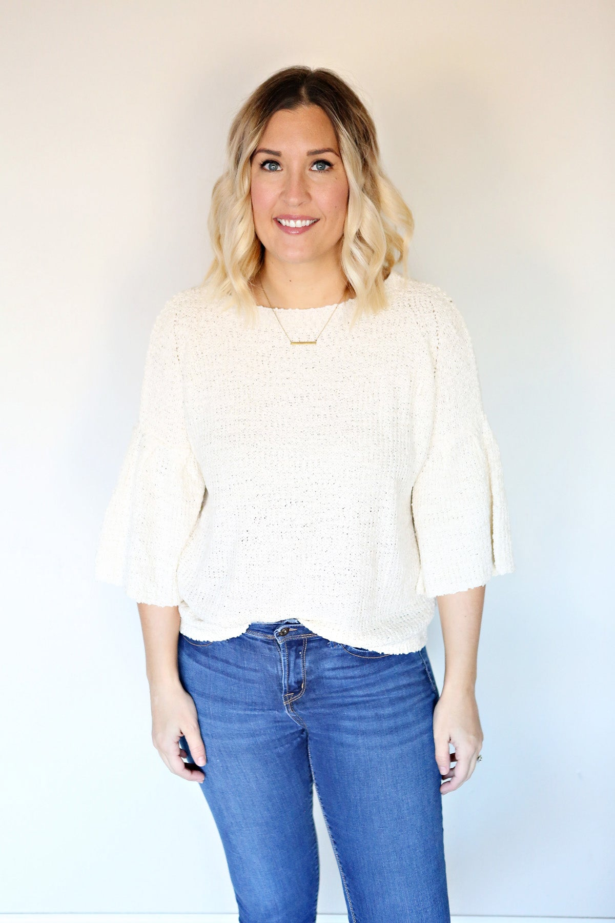 Ethan Knit Top