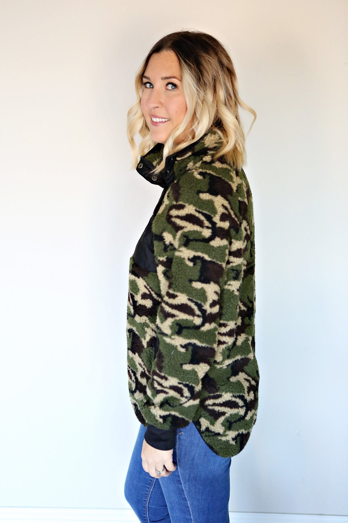 Talon Camo Pullover (TAKE 30% OFF WITH CODE MLKDAY)