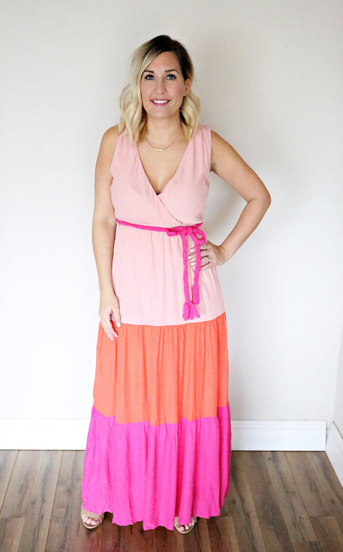 Ellis Maxi Dress - FINAL SALE
