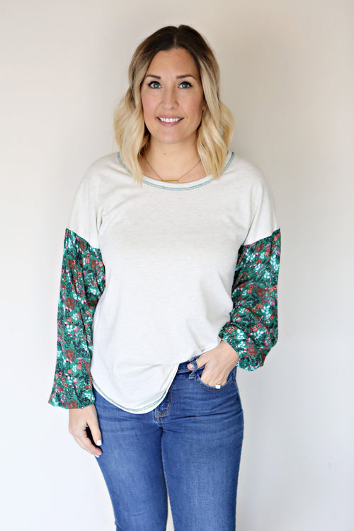 Evangeline Top - FINAL SALE