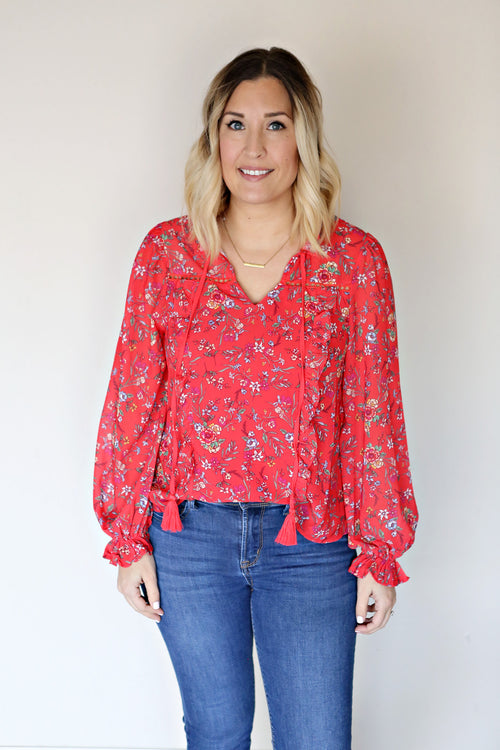Natalie Top - FINAL SALE