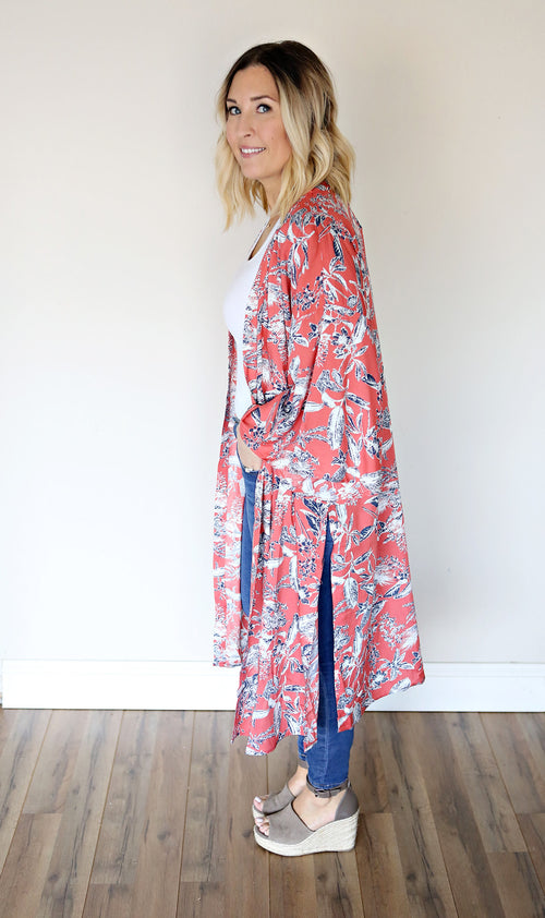 Hazel Kimono (TAKE 50% OFF WITH CODE SALEONSALE)