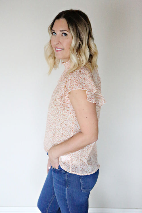 Arianna Top - FINAL SALE