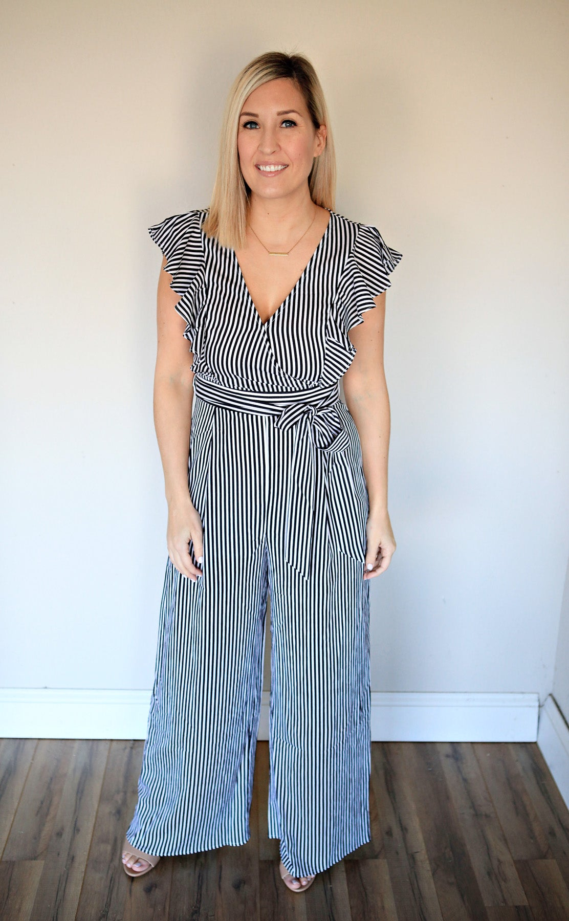 Stella Jumpsuit - FINAL SALE