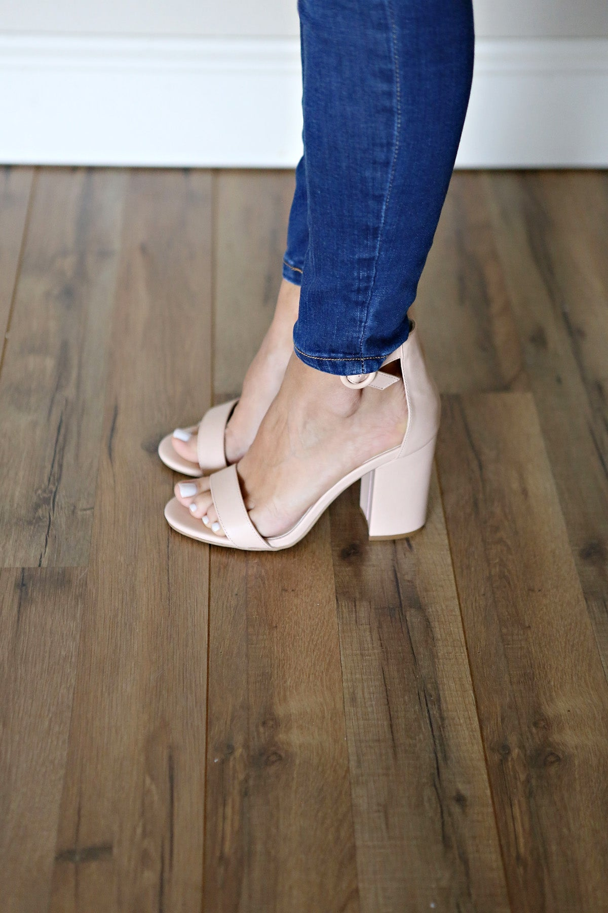 Rowan Heels (TAKE 50% OFF WITH CODE SALE50)