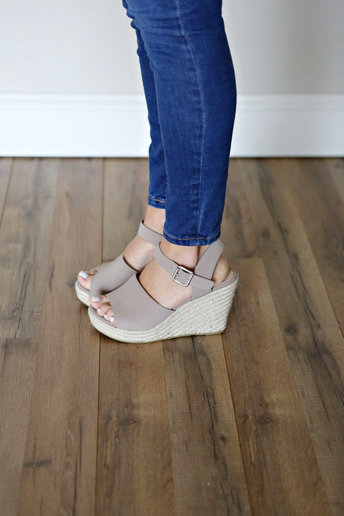 Hannah Espadrille Wedges (TAKE 75% OFF WITH CODE 'FALLBREAK')