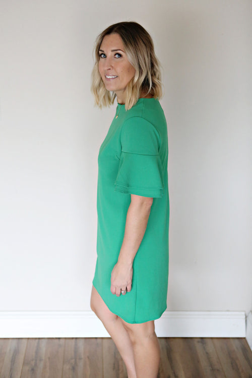 Allison Dress - Green