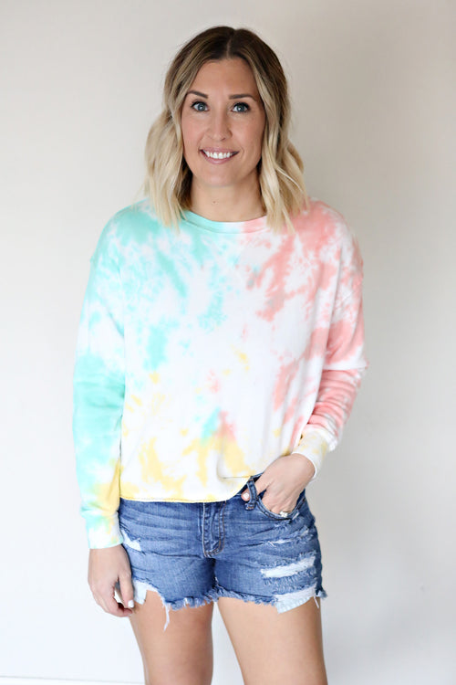 Shayla Sweatshirt - FINAL SALE