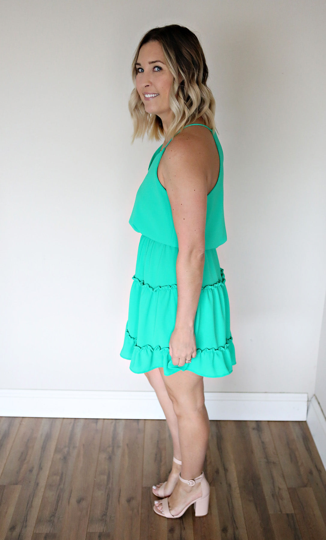Gianna Dress - TAKE 50% OFF WITH CODE 'GOODBYESUMMER'