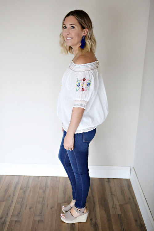 Darcy Top  - FINAL SALE