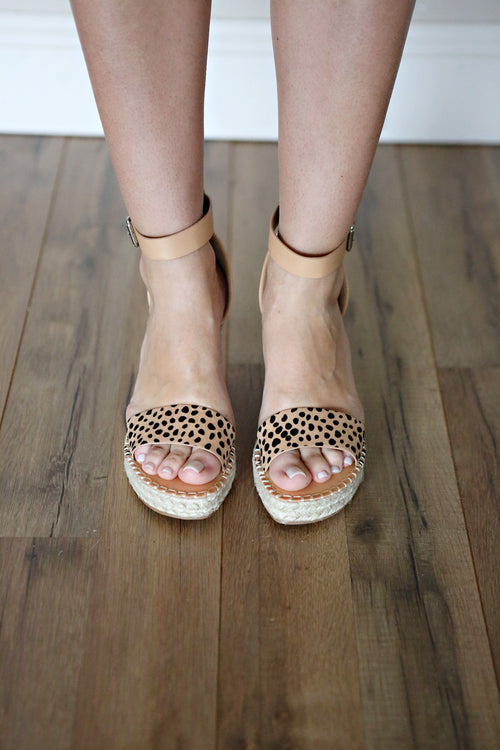 Fia Espadrille Wedges - FINAL SALE