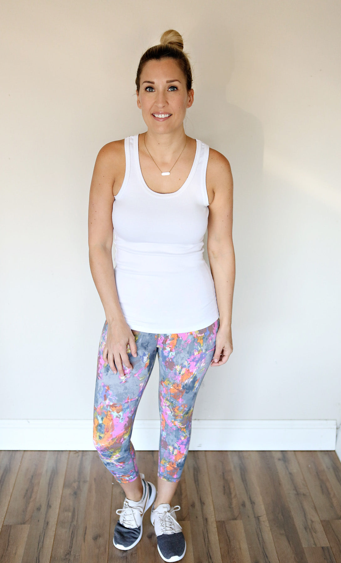 Ashley Active Leggings - FINAL SALE - Gray Monroe