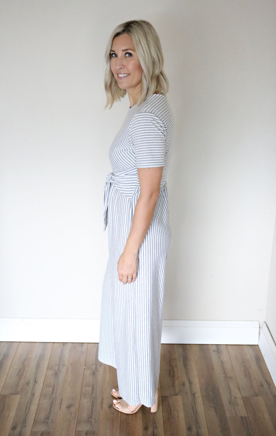Kendall Jumpsuit - FINAL SALE - Gray Monroe