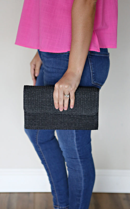 Blair Clutch - Black