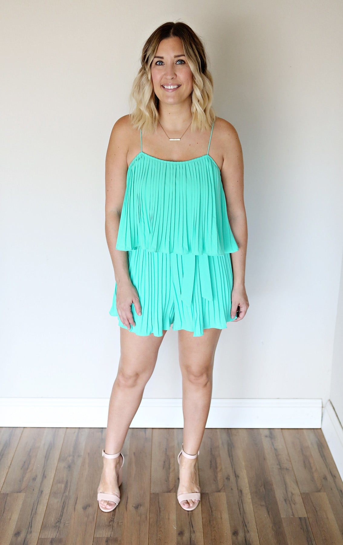 Isabel Romper - TAKE 50% OFF WITH CODE 'GOODBYESUMMER'