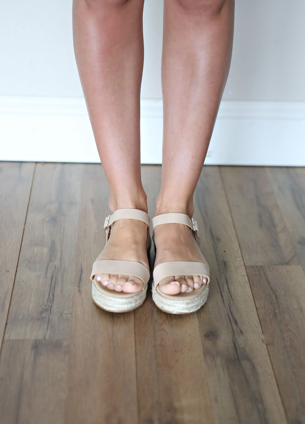 Layne Espadrille Sandals - FINAL SALE - Gray Monroe