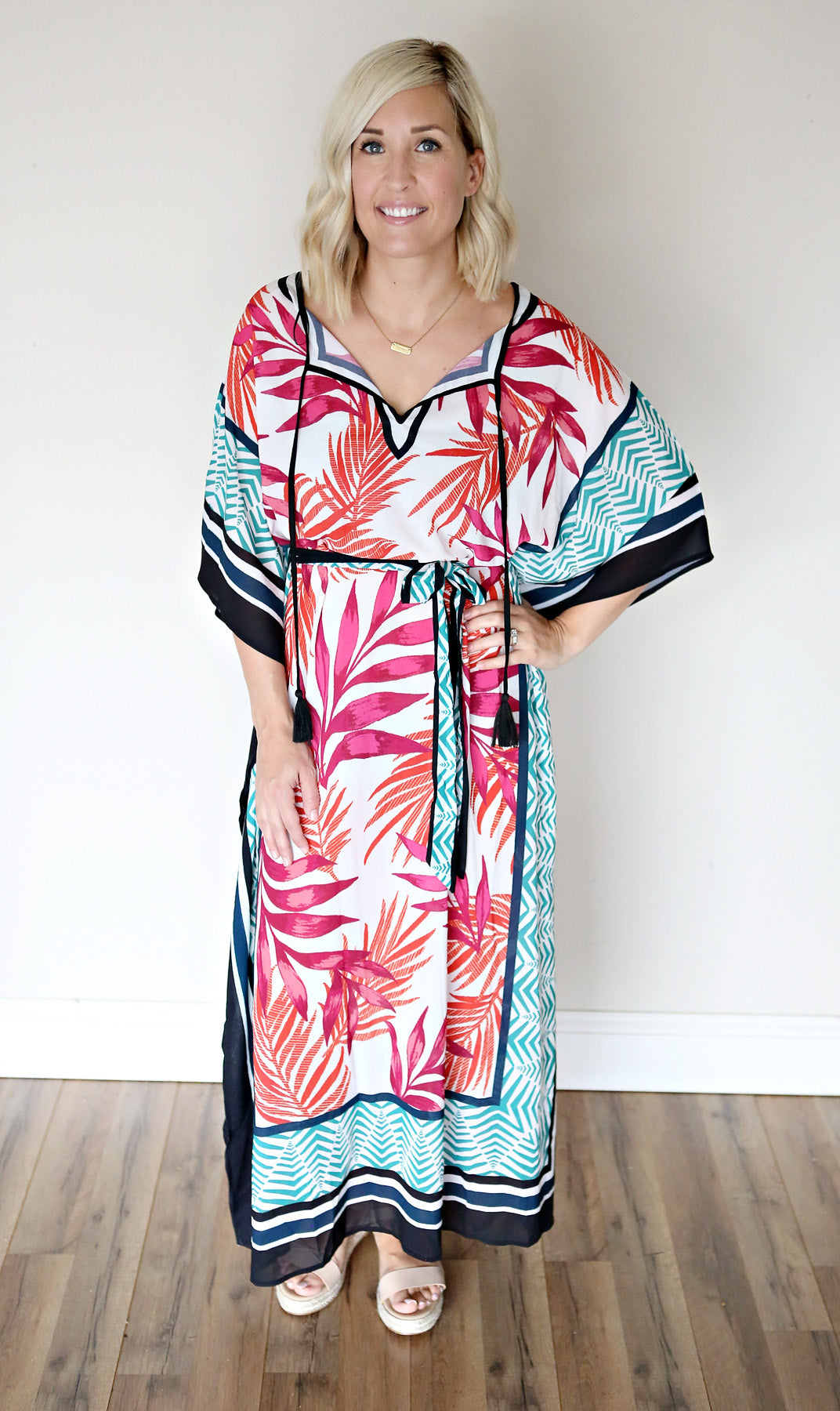 Pippa Kaftan Dress - FINAL SALE (50% off with code: SUMMERSALE)