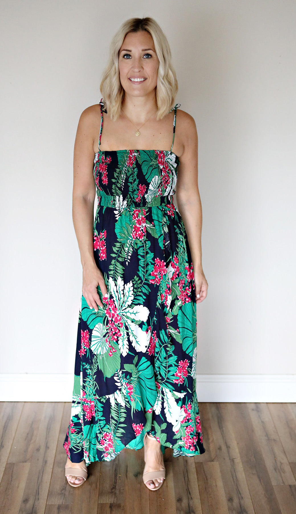 Palm Beach Maxi Dress - FINAL SALE