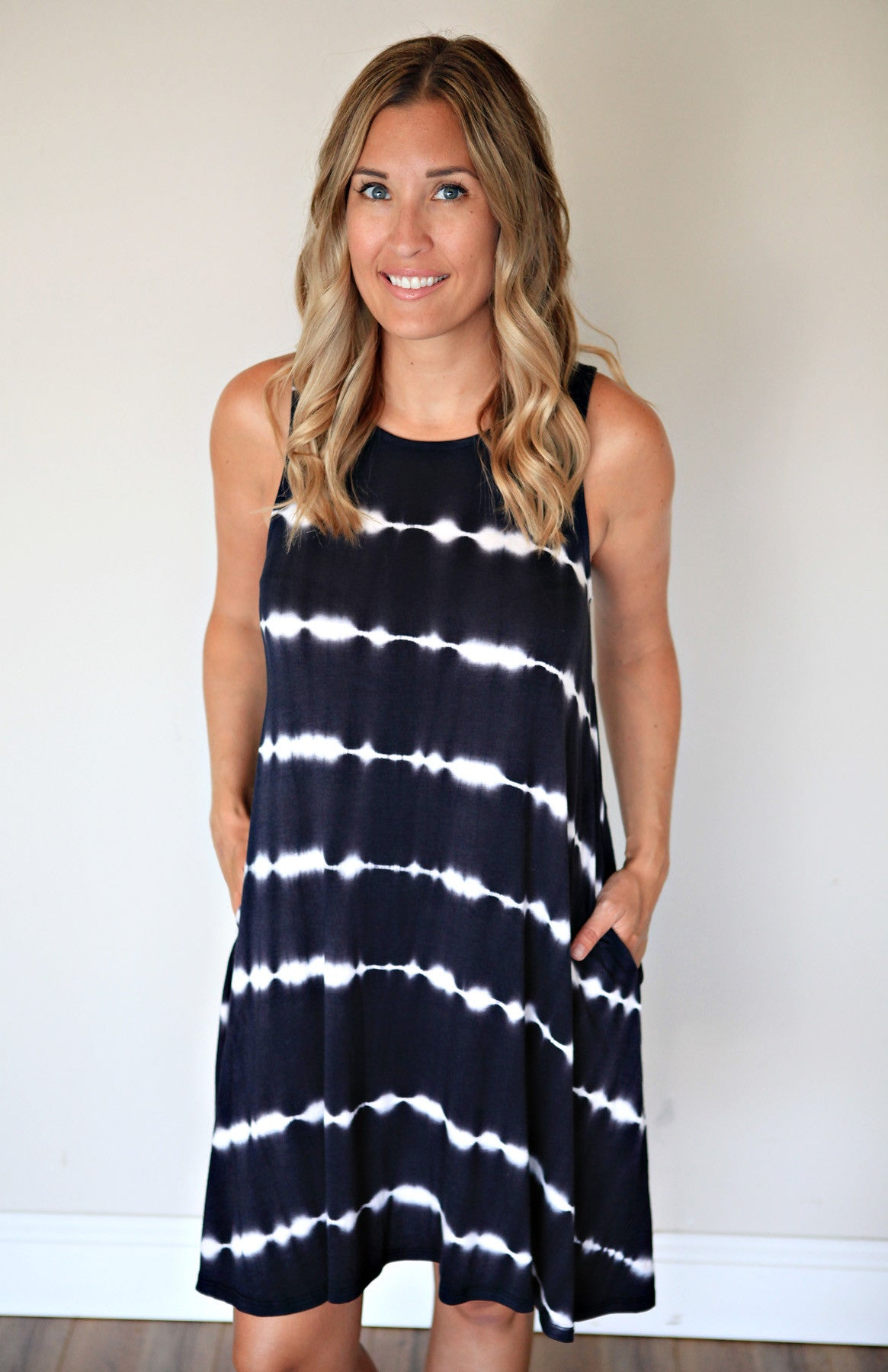 Pepper Dress - FINAL SALE - Gray Monroe