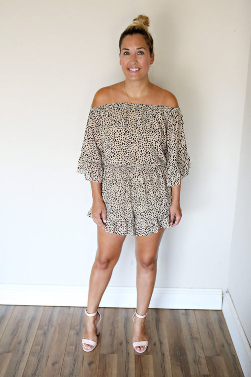 Vaughn Romper  (TAKE 75% OFF WITH CODE 'FALLBREAK')
