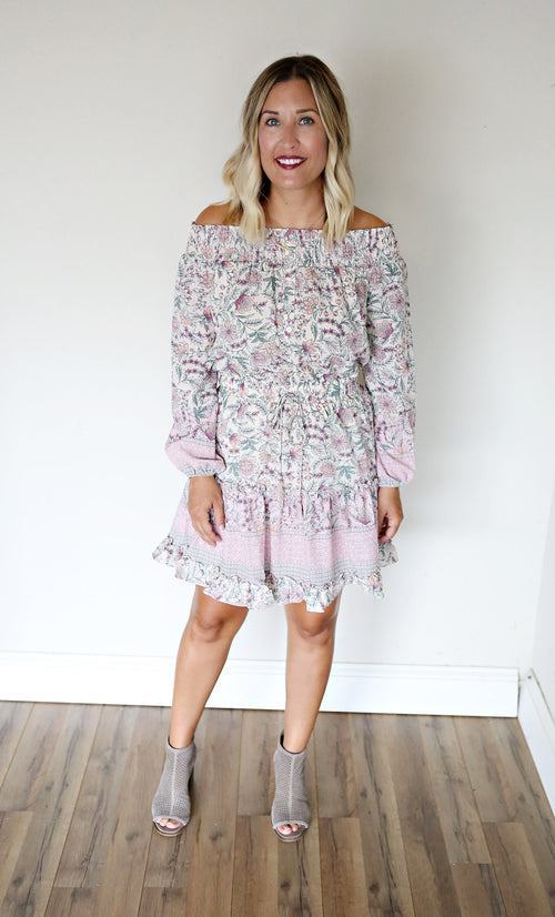 Wendi Dress (TAKE 75% OFF WITH CODE 'FALLBREAK')