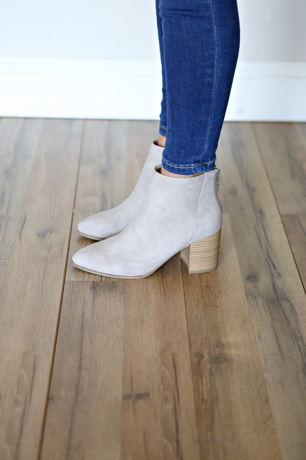 Perry Booties - FINAL SALE
