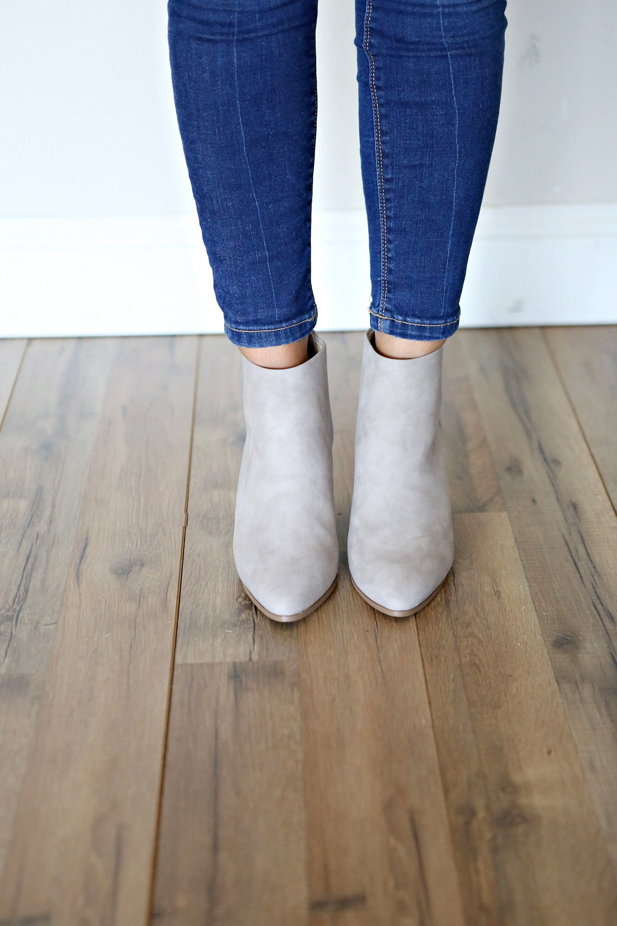 Perry Booties (TAKE 50% OFF WITH CODE SALE50)