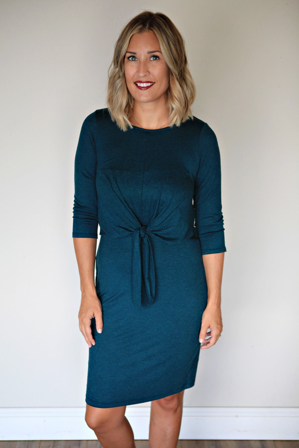Elliot Dress - FINAL SALE - Gray Monroe