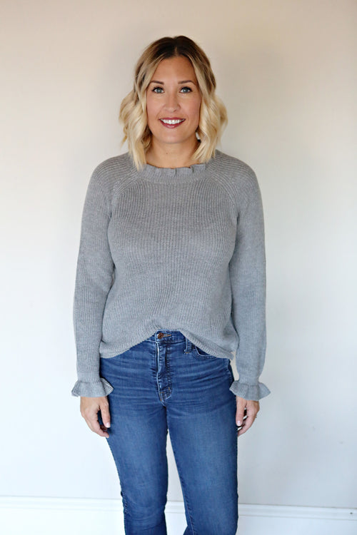 Isaac Sweater - FINAL SALE