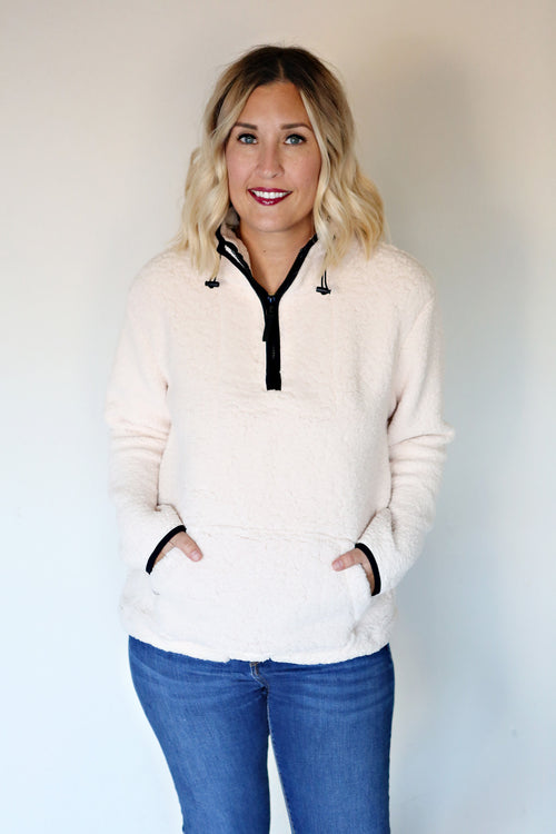 Warren Pullover - FINAL SALE