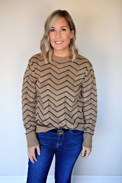 Sloane Sweater - Gray Monroe