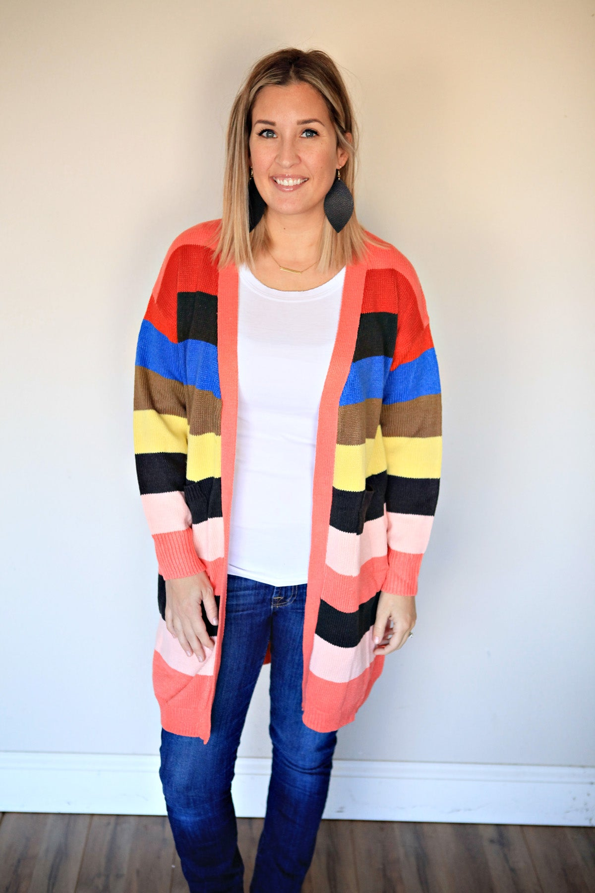 Rainbow Cardigan - FINAL SALE