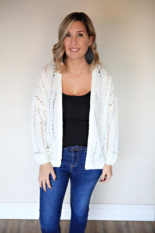 Sienna Cardigan - FINAL SALE