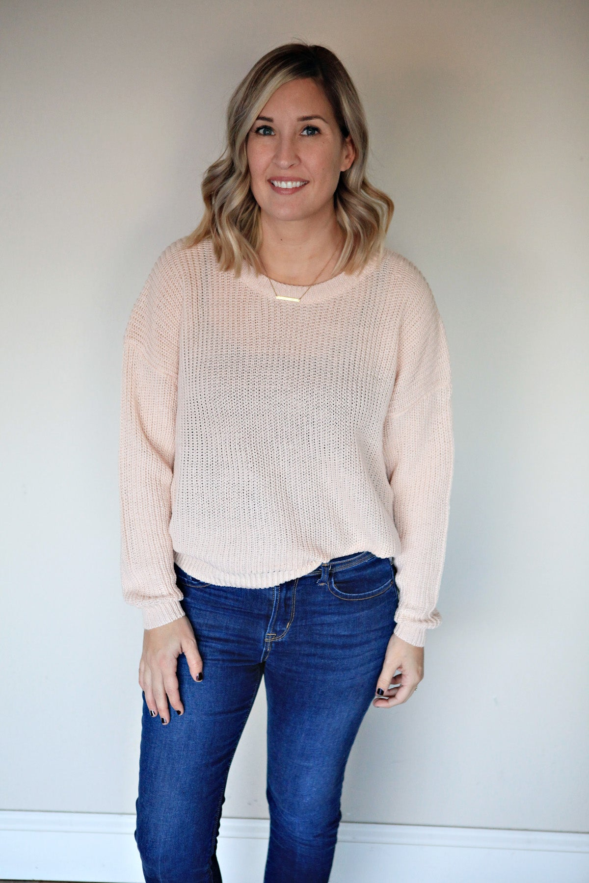 Layla Sweater - FINAL SALE - Gray Monroe